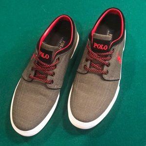 Polo Ralph Lauren Ripstop Canvas Shoe